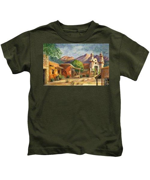Old Tucson Kids T-Shirt