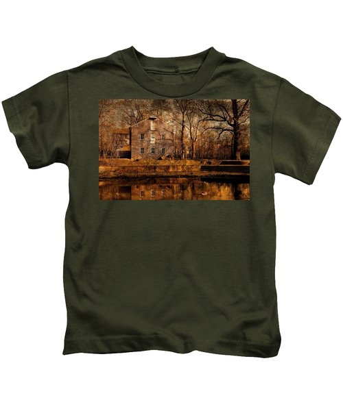 Old Village - Allaire State Park Kids T-Shirt