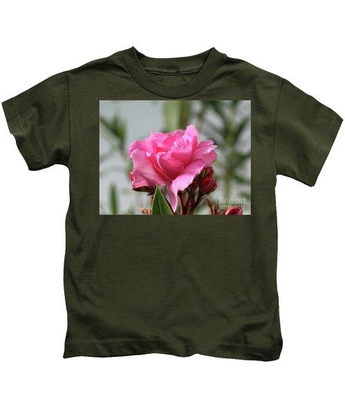 Oleander Splendens Giganteum 2 Kids T-Shirt