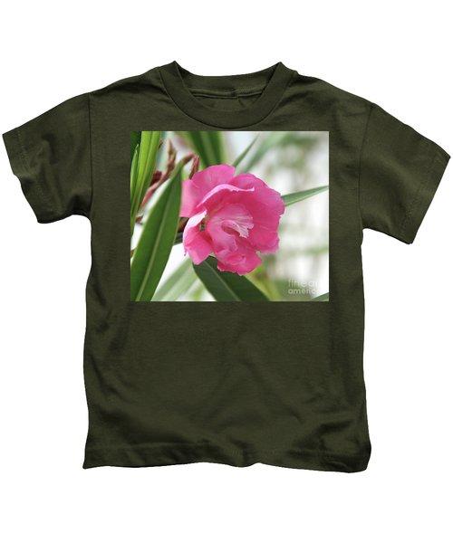 Oleander Splendens Giganteum 3 Kids T-Shirt