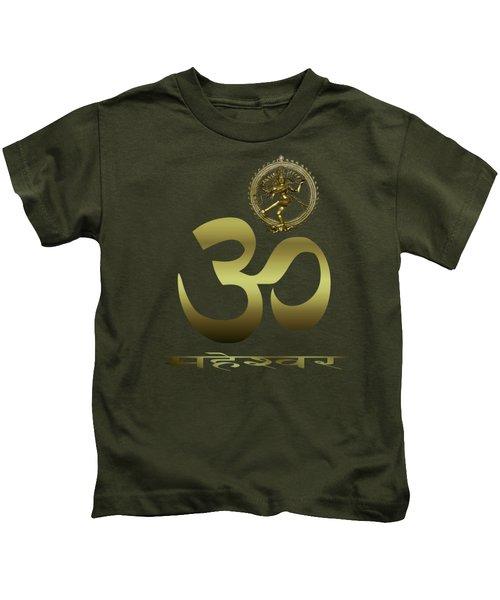 Om Shiva Kids T-Shirt