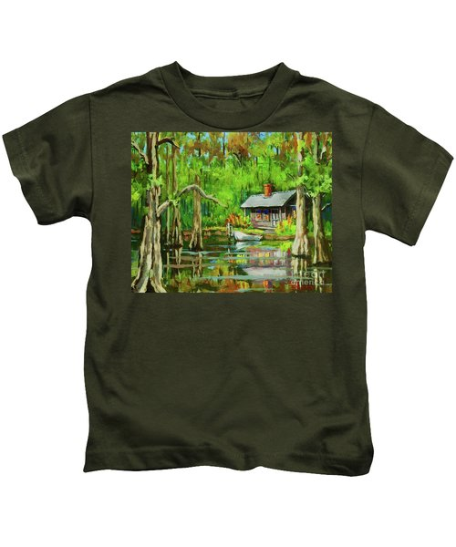 On The Bayou Kids T-Shirt