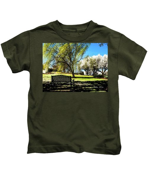 On The Bench Kids T-Shirt