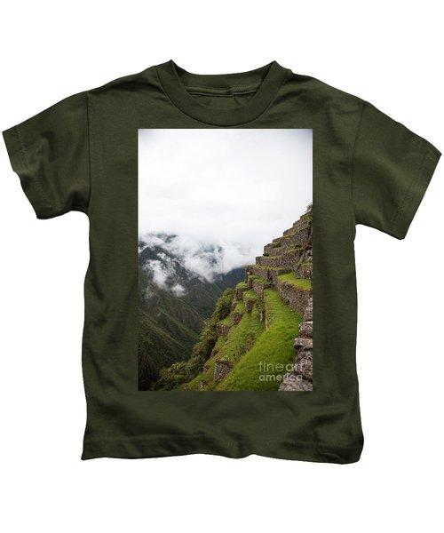 On The Edge Kids T-Shirt