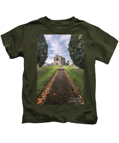 On To Forever Kids T-Shirt