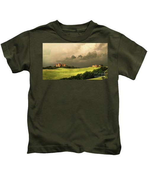 Once Upon A Time In Tuscany Kids T-Shirt