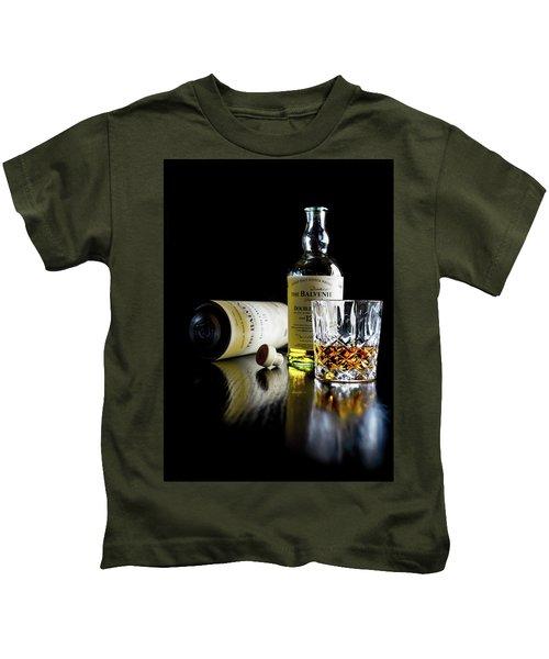 Open Balveine And Tube Kids T-Shirt