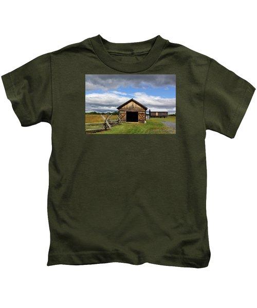 Open Doors Kids T-Shirt