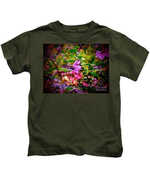 Opulent Lily Kids T-Shirt