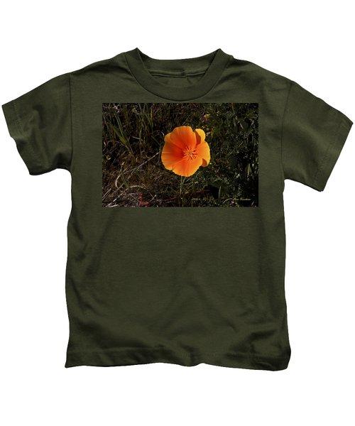 Orange Signed Kids T-Shirt