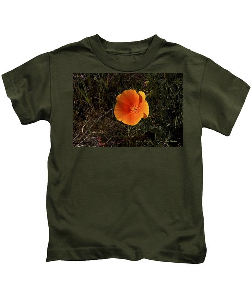 Orange Signed Kids T-Shirt