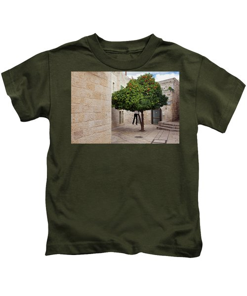 Orange Tree Kids T-Shirt