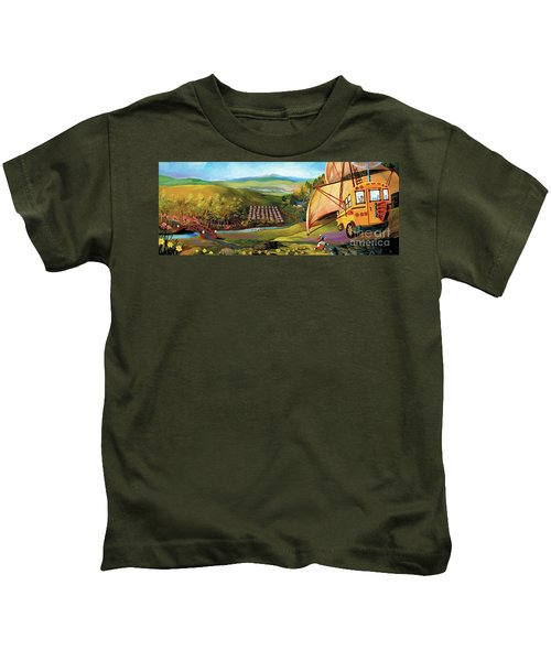 Orchard Valley Kids T-Shirt