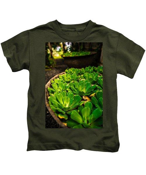 Orchid Pond Kids T-Shirt