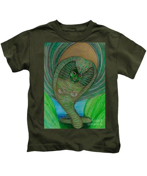 Wadjet Osain Kids T-Shirt