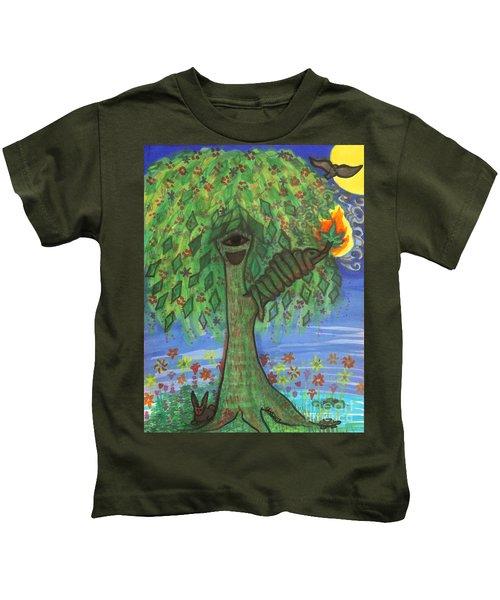 Osain Tree Kids T-Shirt