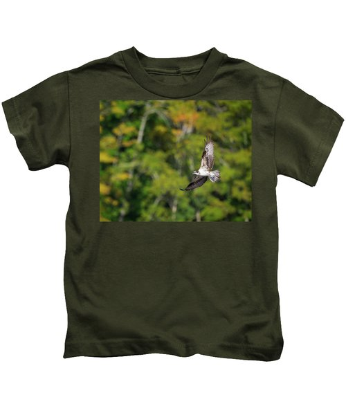 Osprey Kids T-Shirt by Bill Wakeley