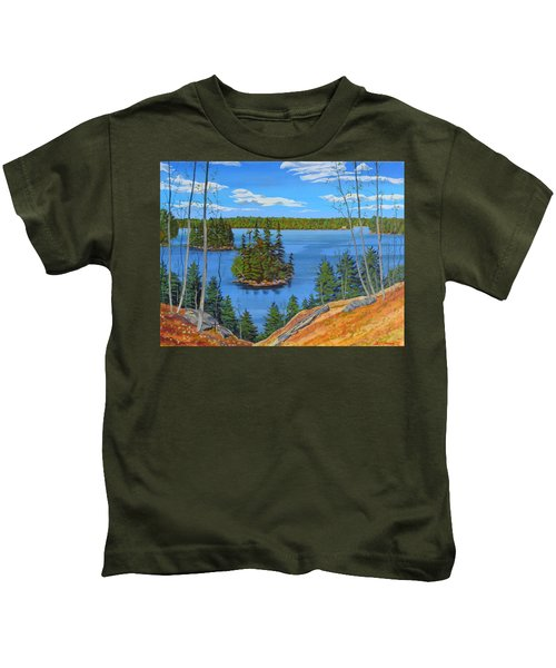 Osprey Island Kids T-Shirt