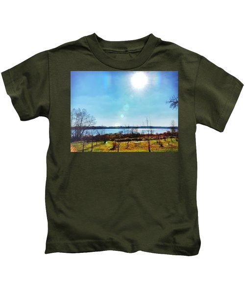 Otter Point Creek Kids T-Shirt