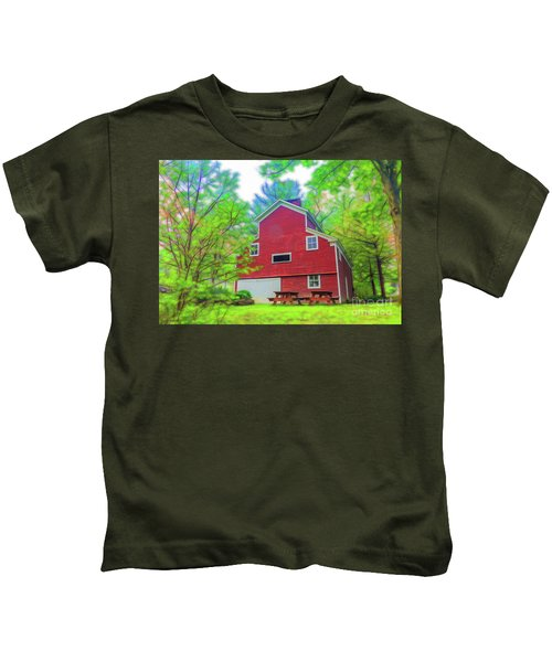 Out In The Country Kids T-Shirt