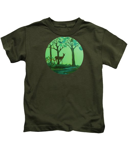 Out Of The Forest Kids T-Shirt