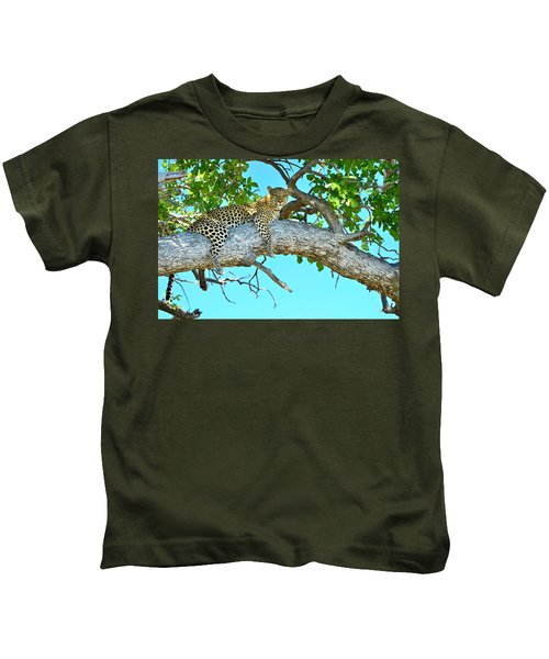 Out On A Limb Kids T-Shirt