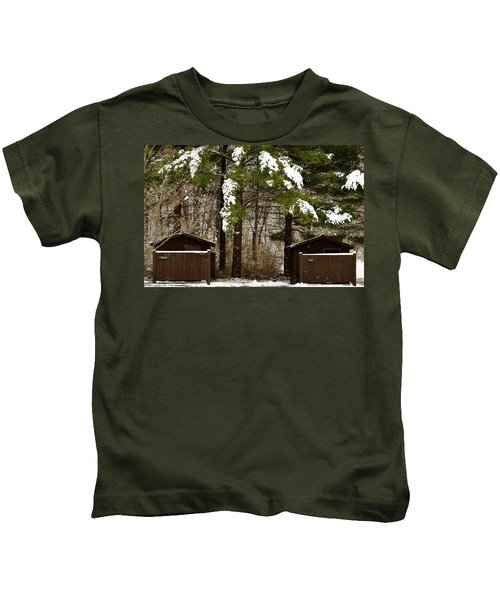 Outhouses In The Cold Kids T-Shirt