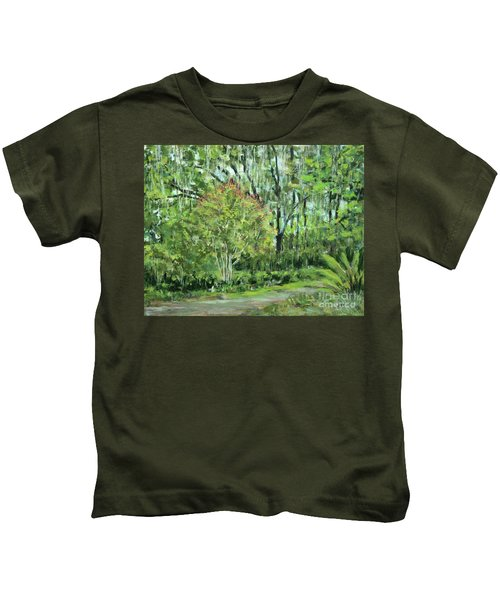 Oven Park Sunday Morning Kids T-Shirt