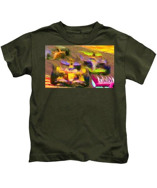 Overtaking Kids T-Shirt