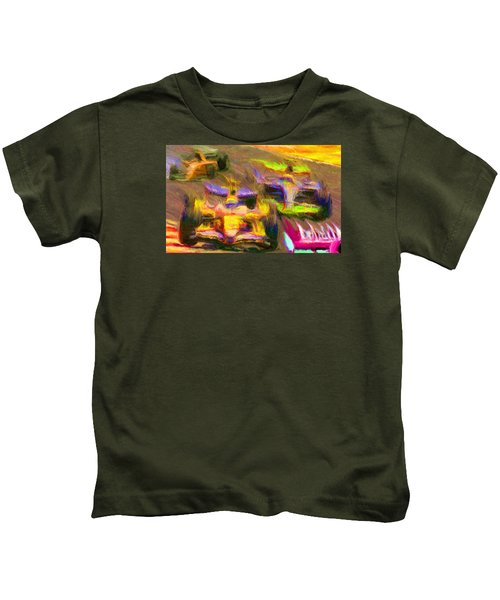 Overtaking Kids T-Shirt