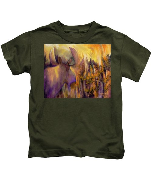 Pagami Fading Kids T-Shirt