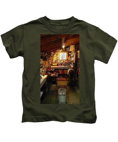 Paint Shed Kids T-Shirt