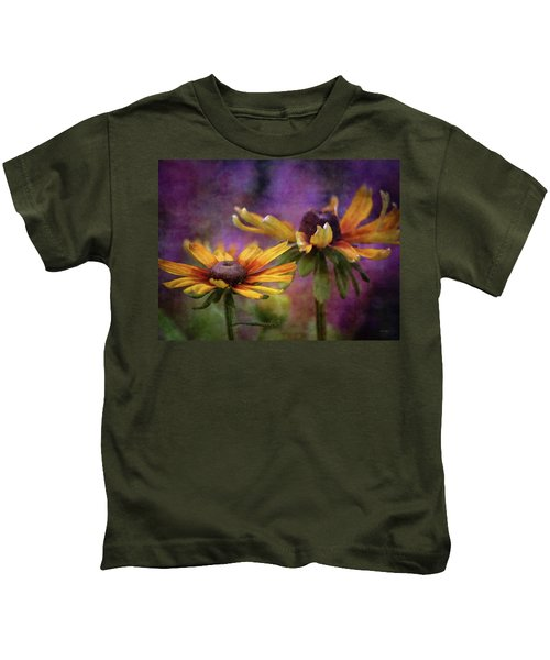 Painted By The Sun 2757 Idp_2 Kids T-Shirt