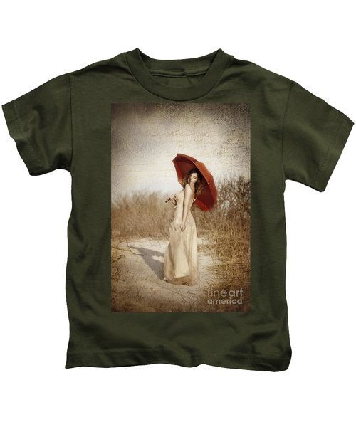 Painted Lady Kids T-Shirt