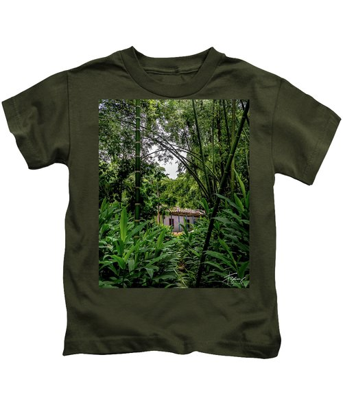 Paiseje Colombiano #10 Kids T-Shirt