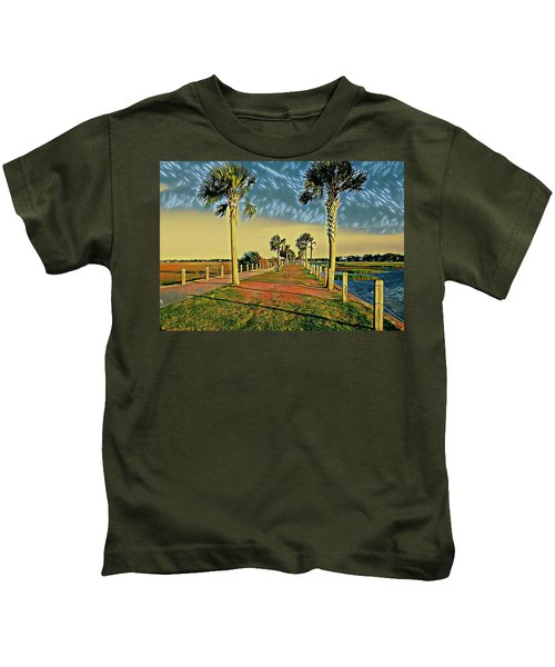 Palm Parkway Kids T-Shirt