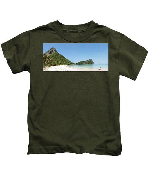 Paradise Island Kids T-Shirt