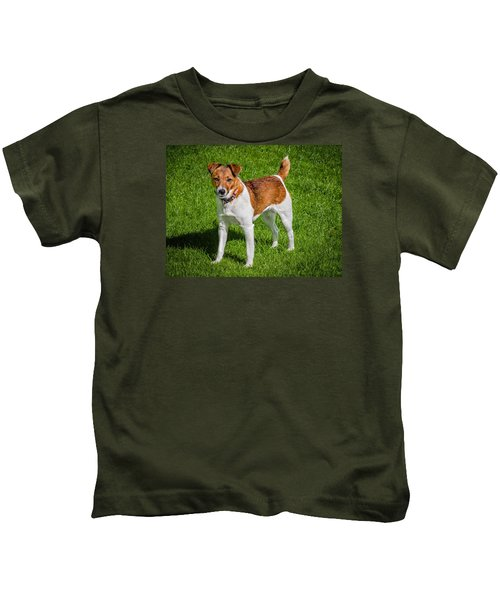 Parson Jack Russell Kids T-Shirt