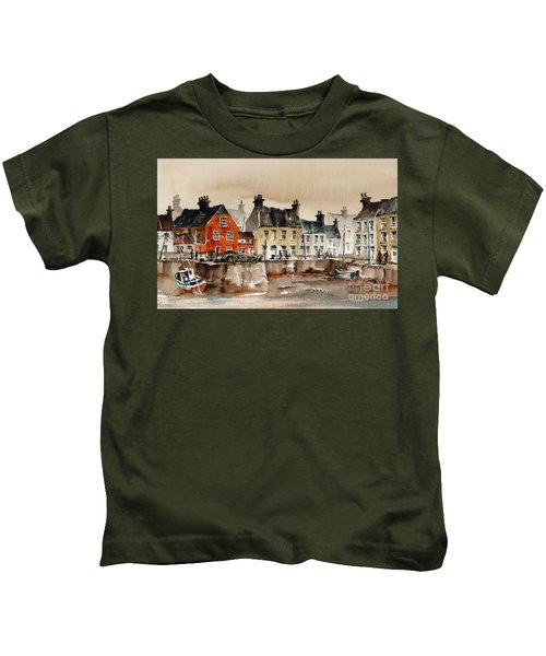 Passage East Harbour, Waterford Kids T-Shirt