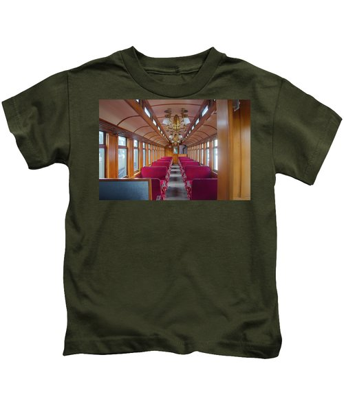 Passenger Travel Kids T-Shirt