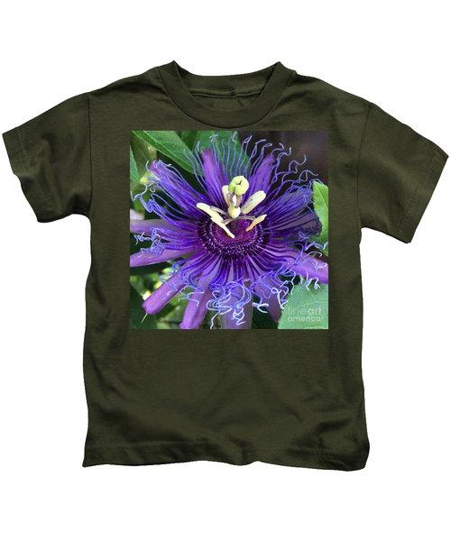 Passion Flower Kids T-Shirt