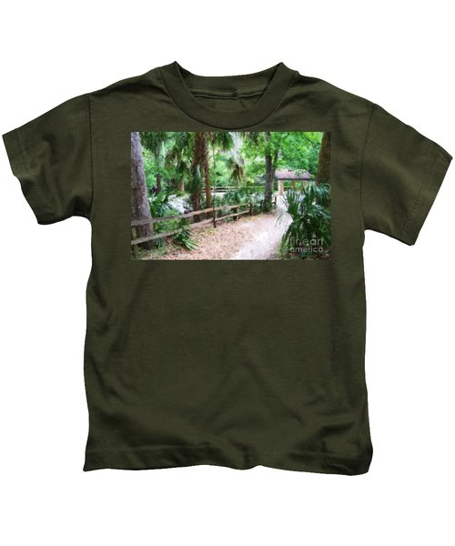 Path To Shade Kids T-Shirt