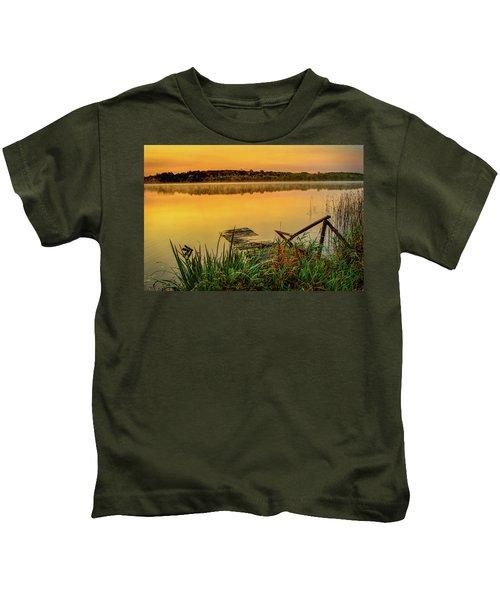 Patient Pier Kids T-Shirt