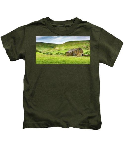 Peak Farm Kids T-Shirt