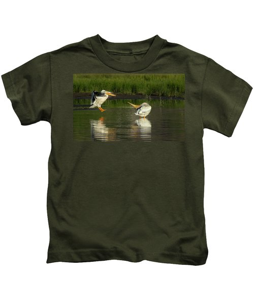 Pelicans 2 Kids T-Shirt