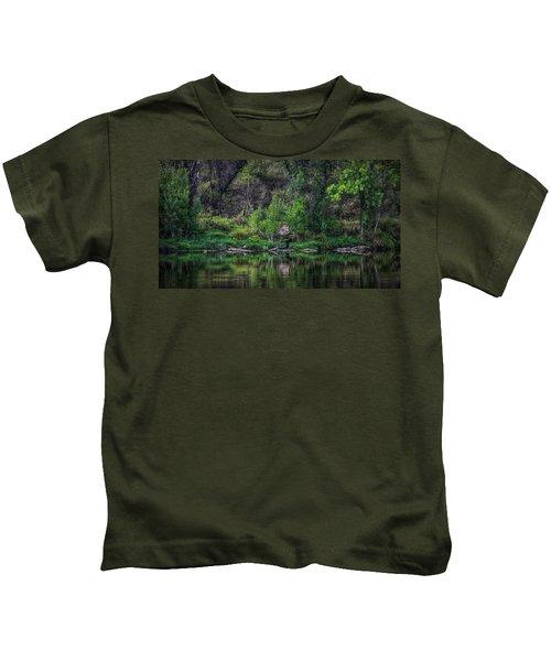 Pena Blanca Lake, Az Kids T-Shirt