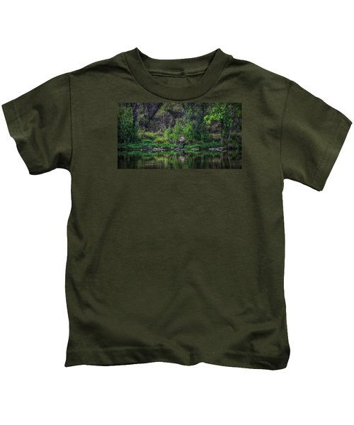 Pena Blanca Lake, Az Kids T-Shirt