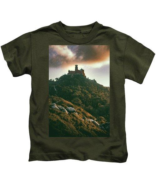 Pena Palace, Sintra Kids T-Shirt