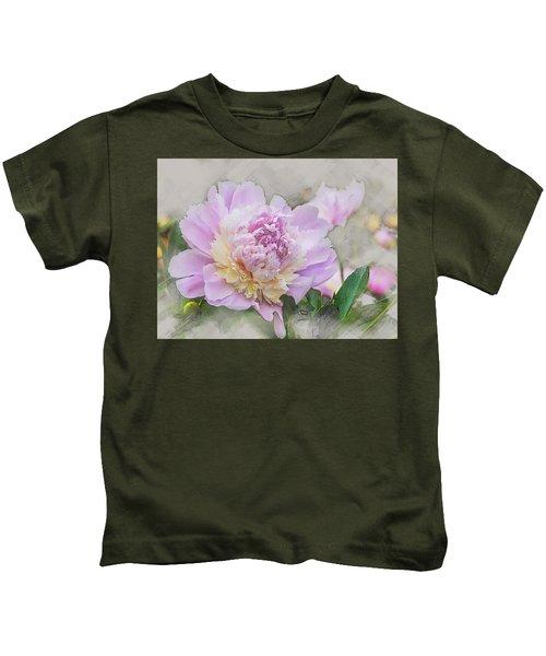 Peony 2 Kids T-Shirt