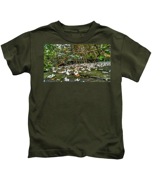 Petal And Stone Kids T-Shirt